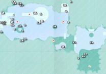 lake kingdom power moon locations map super mario odyssey