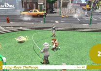metro kingdom jump rope challenge tips super mario odyssey