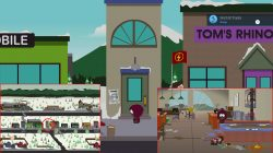 south park fractured but whole artifact central street offices
