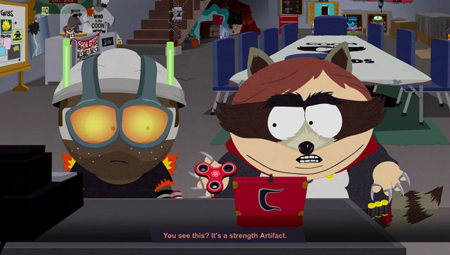 south park fractured but whole best artifacts deep seated power trophy