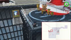 super mario odyssey metro kingdom warp painting location