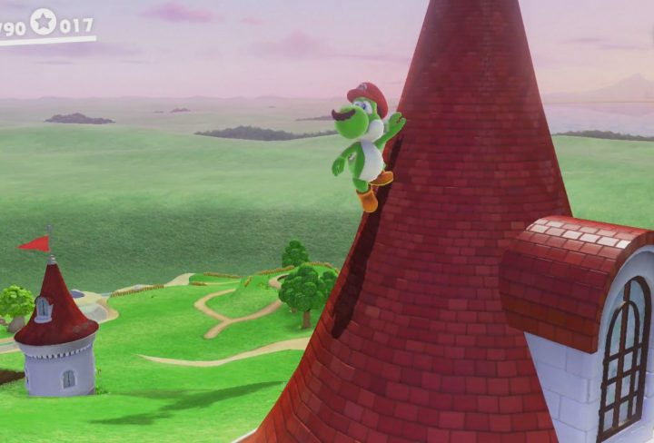 Super Mario Odyssey Yoshi Location And Is He Playable