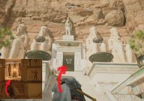 AC Origins Temple of Thot Find Papyrus