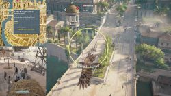 AC Origins Tithe By Any Other Name Find and Steal the Cart