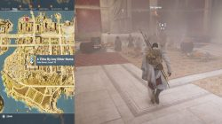 AC Origins Tithe By Any Other Name Side Quest