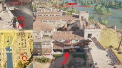 AC Origins Wrath of the Poets Find and Rescue Actors