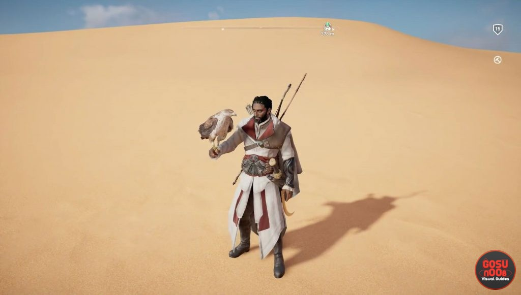 Assassin's Creed Origins How to Change Hair & Beard on PC