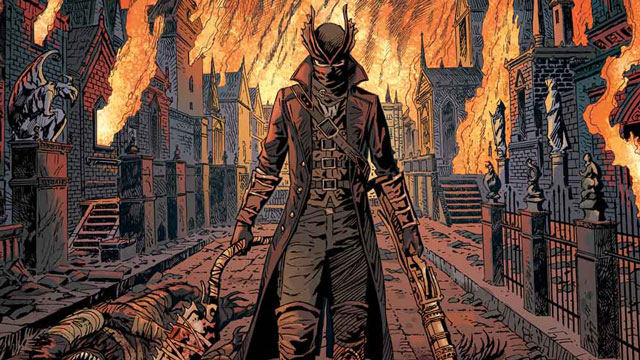 Bloodborne Comic Coming February 2018, Cover Art Revealed