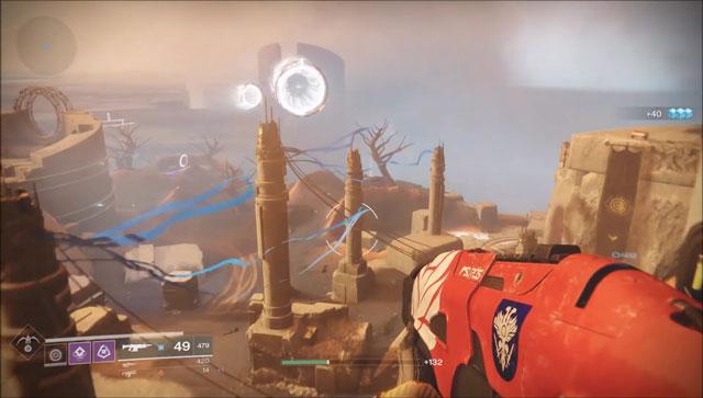 Destiny 2 Curse of Osiris Fast Travel Options on Mercury Revealed