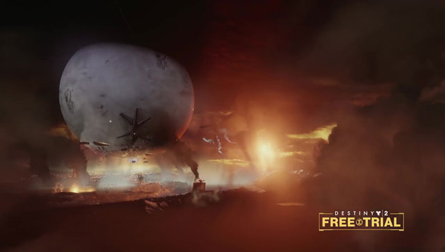 Destiny 2 New Free Trial Starts November 28th on PS4, PC, Xbox One