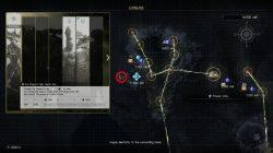 FFXV Comrades Rogue's Sigil Aerial Ace Location