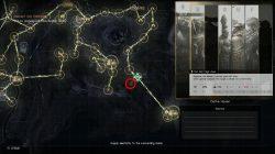 FFXV Comrades Tall's Sigil Aura Map Location