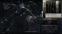 FFXV Comrades Warrior Royal Sigil Location