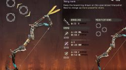 HZD Frozen Wilds Banuk Powershot Bow