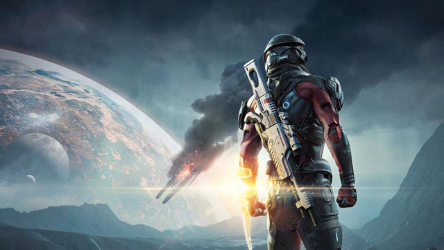 Mass Effect Andromeda Deluxe Edition Now on EA Access