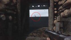 Memento Location mission 1 nazi knife
