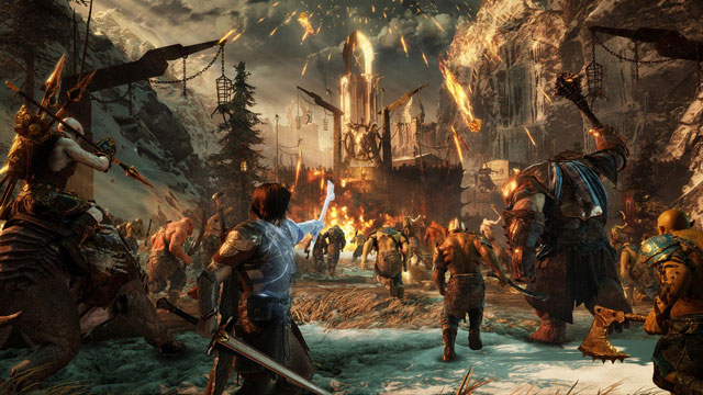Middle-Earth Shadow of War Free Content Update Plan Revealed