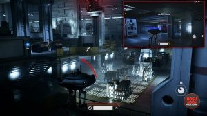 SW Battlefront 2 Mission 1 The Cleaner Collectibles