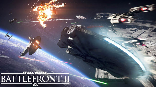 Star Wars Battlefront 2 Starfighter Flying Tips