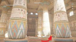 Temple of Khonsou Find Paprys Puzzle AC Origins