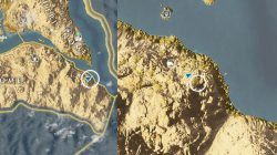 Toth's Secret Map Loot Location AC Origins