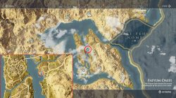 ac origins just laws papyrus location