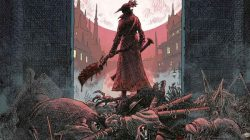 bloodborne comic cover