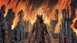 cover art bloodborne comic book