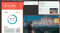 AC Origins Sunslayer New Golden Sword Comes as a Community Challenge Reward