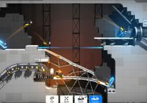 Bridge Constructor Portal Announcement Trailer Released