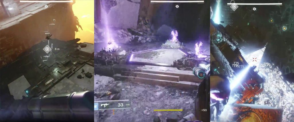 Destiny 2 Break the Barrier