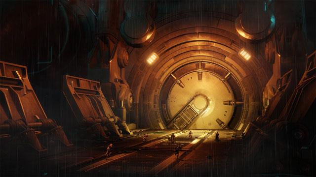 Destiny 2 Curse of Osiris Eater of Worlds Raid Lair Launch Date