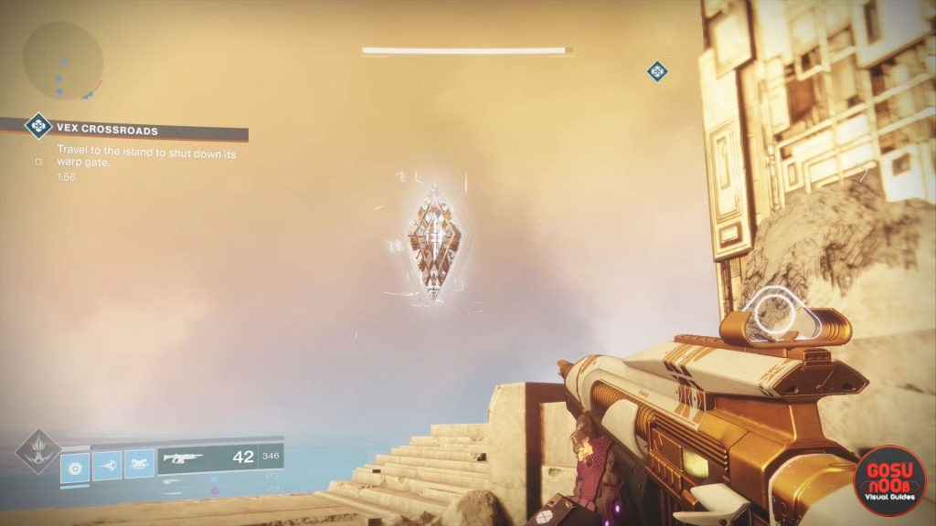 How to Trigger the Heroic Vex Crossroads Public Event