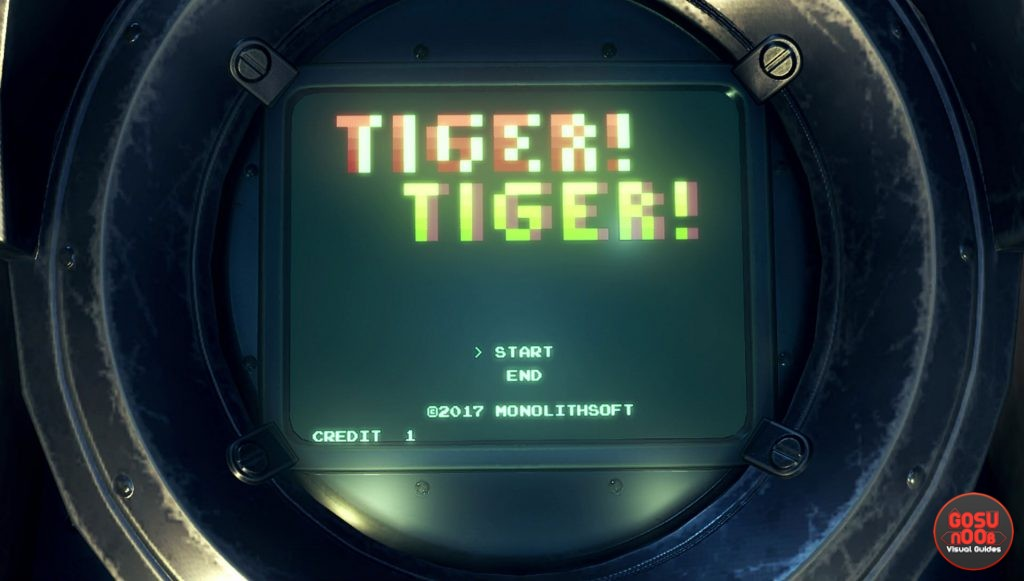 Xenoblade Chronicles 2 Tiger Tiger Tips - Poppiswap Ether Crystals