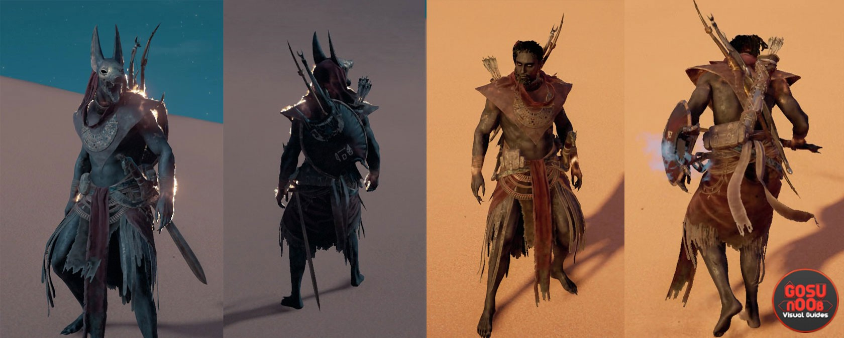 Ac Origins Anubis Outfit Is Finally Here Trials Of The Gods