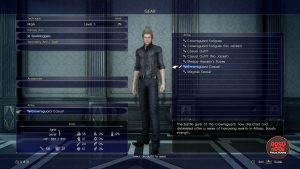 crownsguard casual outfit episode ignis ffxv dlc