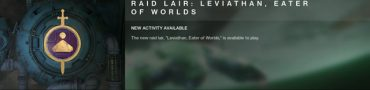 destiny 2 leviathan eater of worlds raid lair