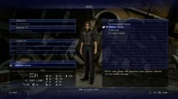 episode ignis new attire feline frames glasses