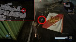 imperial banner location where to find episode ignis ffxv