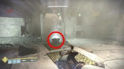 lost sector mercury chest location curse of osiris