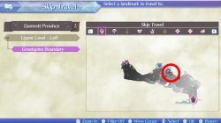 star-crossed lover quest location xenoblade chronicles 2