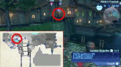 where to find nils location xenoblade chronicles 2 star-crossed lovers quest