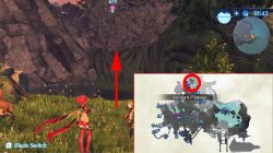 where to find umons shipyard xenoblade chronicles 2