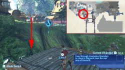 where to find winding gears repair torigoths crane xenoblade chronicles 2