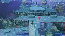 xenoblade chronicles 2 golden bracer locations left