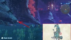 xenoblade chronicles 2 golden chest badfella's cave fort