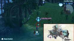 xenoblade chronicles 2 mint fish location