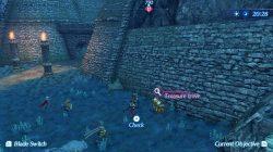 xenoblade chronicles 2 treasure trove pelza's sluice