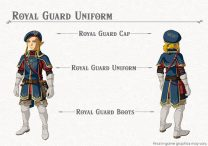 zelda botw royal guard armor set