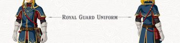 zelda botw royal guard armor set